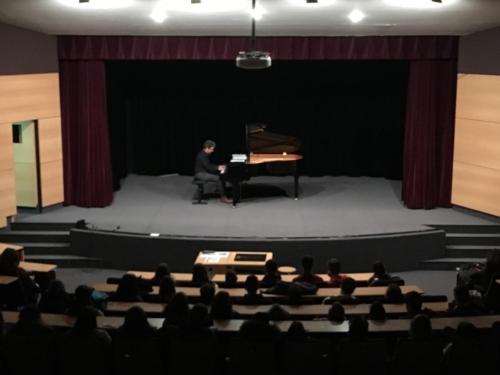 Concert Dominique Fauchard