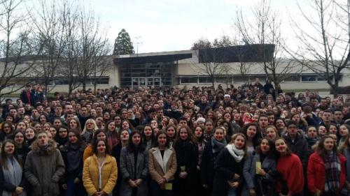 Journée solidaire - Lycée Jean XXIII