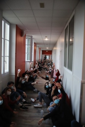 Cupsong 2020 Lycée Jean 23