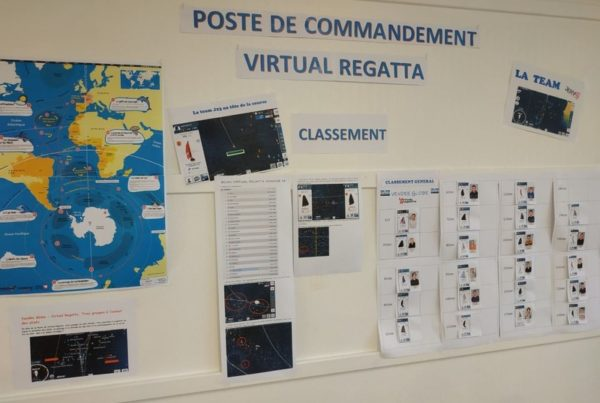 Virtual Regatta Team Jean 23