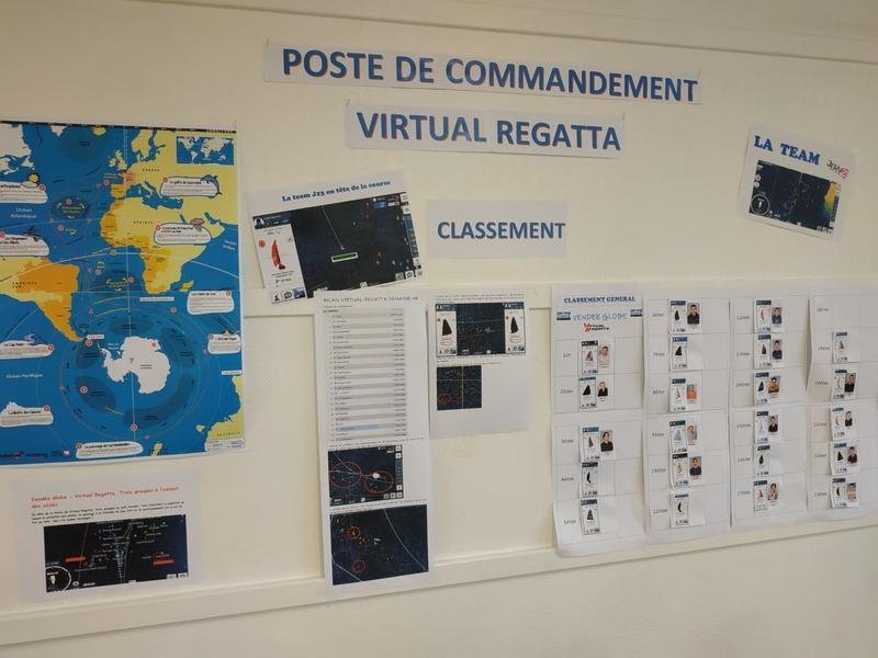 Virtual Regatta Team Jean 23