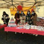 Vente d'objets par la MDL au marché de Noël